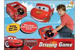 Disney Pixar Cars 2 Driving Game less that half price £12.99 @ Argos