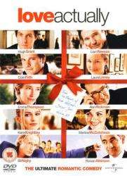 Love Actually DVD £1.99 delivered at Bee.com