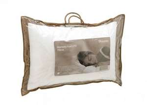 Dreams - Memory Foam Fill Pillow £49.95 - buy one get one free - instore only