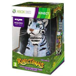 Kinectimals Limited Edition - XBox 360 - £30.98 With Code BBY @ Best Buy