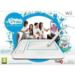 uDraw Tablet including uDraw Studio (Wii) - £42.99 @ Amazon