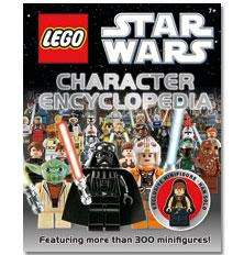 Lego Star Wars Character Encyclopedia (Hardback) £4.99 inc P&P (Save £10) @ The Book People
