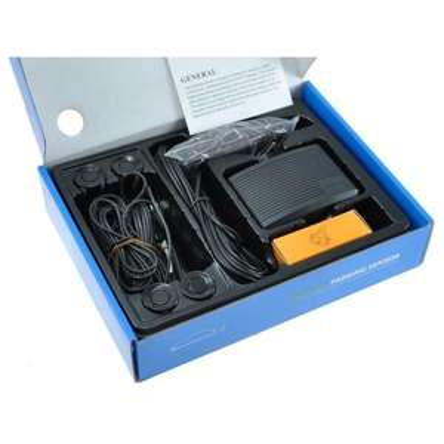 Top Quality --- BLACK 4 Parking Reversing Sensors LED Buzzer Alarm Car Parking Sensor Parking Assistance (all colours) £11.99  Fulfilled by Amazon