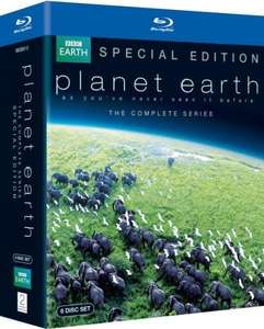 Planet Earth: Special Edition Blu-ray (special 6 discs edition) £13.95 @ The Hut