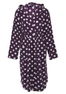 All Women's and Men's Dressing Gowns only £9 in Tesco!