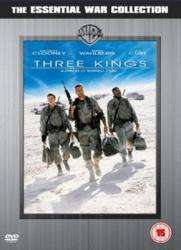 Three Kings (DVD) for 79p Delivered @ Bee.com