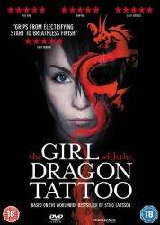 The Girl With The Dragon Tattoo DVD - £2.99 Delivered @ bee.com