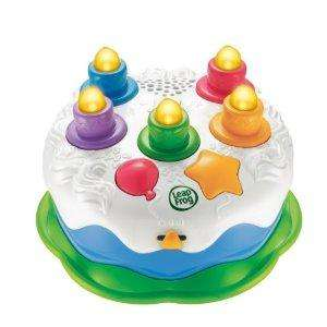 Leapfrog counting candles Birthday cake £6.50 on Amazon