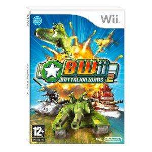 Battalion Wars II - Nintendo Wii - £3.45 Delivered @ Amazon Marketplace (Online Game Shop)
