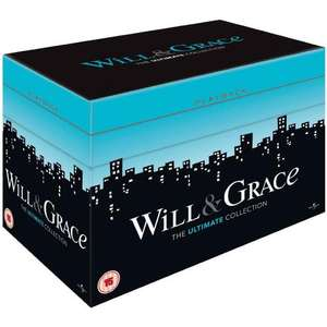 Will & Grace Complete - The Ultimate Collection £59.97 @ Amazon