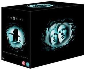 The X Files - The Complete Collector's Edition £54.99 @ Amazon