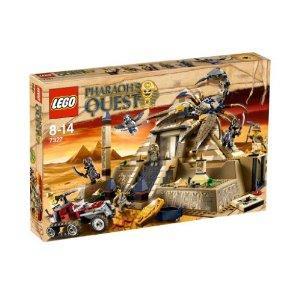 Lego Pharaohs Quest 7237 Scorpion Pyramid - £57.59 @ Amazon