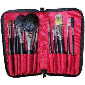 Royal & Langnickel Silk Pro 12-Piece Professional 13-Piece Travel Cosmetic Brush Set - only £32.99 delivered @ Amazon