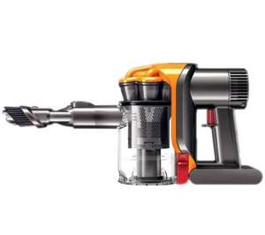 DYSON DC30 Bagless Handheld Vacuum Cleaner currys £116.97 @ currys + possible quidco
