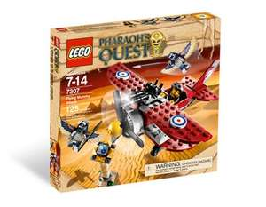 Lego- Pharaohs Quest flying mummy attack -instore Tesco £7.50
