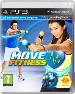Move Fitness PS3 £9.95 @ Zavvi