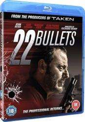 22 Bullets (Blu-ray) for £5.99 @ Bee.com