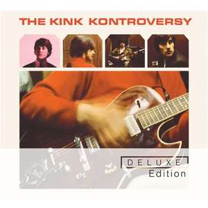 The Kinks - The Kink Kontroversy: 2CD Deluxe Edition (2011 remaster) £5.99 delivered @ HMV