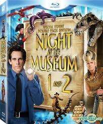 Night At The Museum 1 & 2 (2 Discs) (Blu-ray) £8.99 @ Play