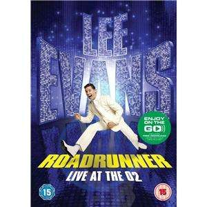 2 for £20 on new comedy dvds (Lee Evans, Peter Kay, Alan Carr & more) @ Play.com