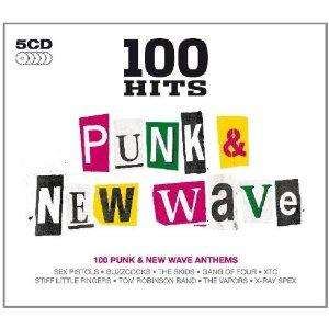 100 Hits Punk & New Wave [5 CD Box set] (2011 release) £5.00 delivered @ Amazon