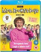 Mrs Brown's Boys - Series 1 (Blu-ray) for £13.45 (using code) @ The Hut
