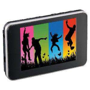 MP111 4Gb Mp4 Player 0.01p @ Tesco  Bury