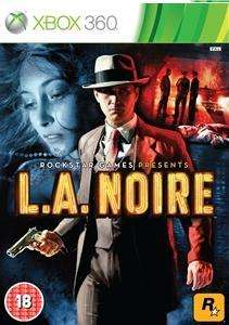 LA Noire (Xbox 360) - Now only £10 at Amazon! (+ Quidco)