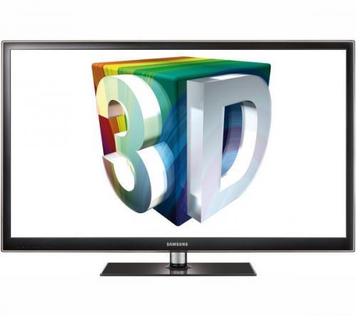 "Samsung PS51D550 51"" Full HD Plasma 3D TV £599 @ Currys"
