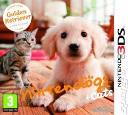Nintendogs + Cats 3DS £21.49 @ Bee.com