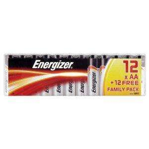Energizer AA1212 AA Batteries Multipack (24 Batteries) 5.90 Delivered @ Amazon Sold by InYourBasket