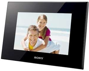 SONY DPF-D85 DIGITAL PHOTO FRAME - 39.60 (WAS £99) @ M&S TODAY ONLY