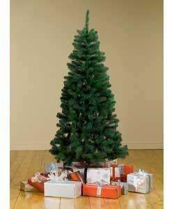 Argos artificial Value Range Green Christmas Tree - 5ft - £5.99 R+C @ Argos