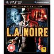 LA Noire: The Complete Edition (PS3... and 360) - £27.95 @ Zavvi