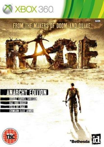 Rage: Anarchy Edition - £16.88 Delivered @ Sendit (PS3 + 360)