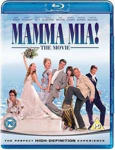 Mamma Mia - Blu Ray - £2.99 @ Thats Entertainment