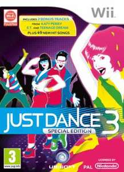 Just Dance 3 (Nintendo Wii) - £15.99 @ Game