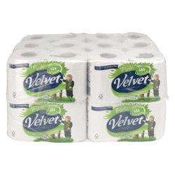 24 pack of Triple Velvet Toilet Roll  £7  @ Tesco instore