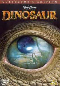 Disney's 'Dinosaur' Collector's Edition DVD - £1.99 delivered @ That's Entertainment