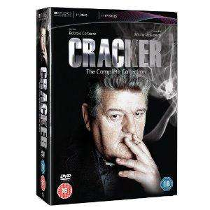 Cracker The Complete Collection Only £17.47 delivered @ Amazon.