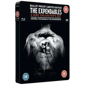 Expendables Steelbook ( blu ray & DVD) £8.99 @ Play.com