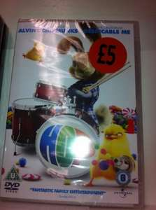 HOP - DVD - £5 instore at Sainsburys