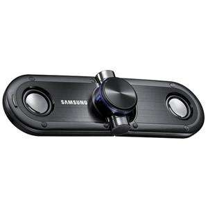 Samsung Portable Folding MP3 / iPod / iPhone Speakers - £4.79 DELIVERED! @ play.com (6% Quidco)