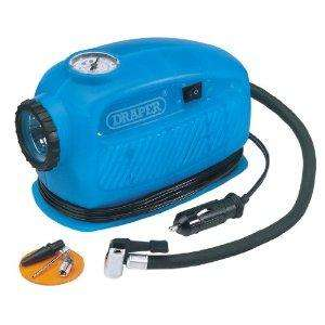 Draper 12-Volt DC Mini Air Compressor £11.40 @Amazon