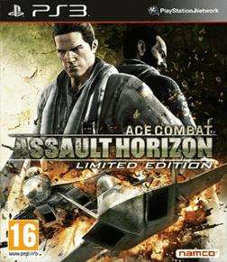 Ace Combat: Assault Horizon LE - PS3/360 £16.99 @ Gamestation