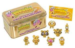 Moshi Monsters Gold Tin  ** SERIES 2 ** £10 @ The Entertainer / The Toy Shop.com