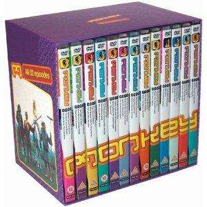 Monkey! - The Complete Series - 13 DVDs - 52 Episodes in total - 39 hours of Monkey Magic only £41.99 delivered @ Amazon