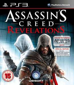 Assassin's Creed Revelations Special Edition (PS3 & XBOX 360) £32.99 @ Game