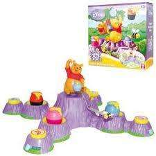 Disney Winnie the Pooh Hop Hop Game RRP £19.99 only £6.99 instore at Home Bargains