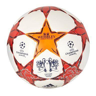 White Finale London Captain football - £9.60 @ debenhams